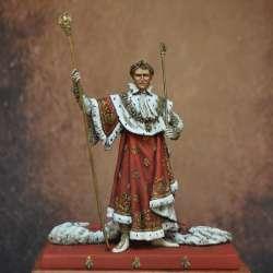 Figurine de Napoléon Ier en 70mm Art Girona.