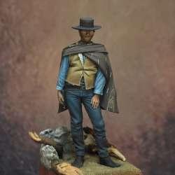 Figurine du The Gunman en 75mm Art Girona.
