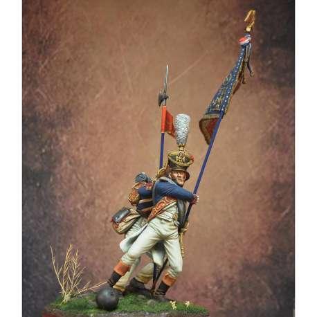 Courage et Discipline', 1810 Figurines 75mm Art Girona.