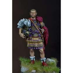 Lucius Domitius Aurelianus Augustus. Roman Emperor from the 270 to 275 Art Girona.