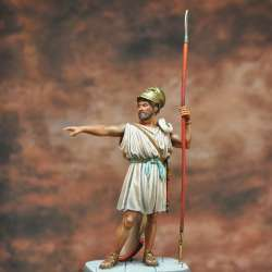 Pericles, General of Athens (Strategos), c. 495-429 BC Art Girona 54mm.
