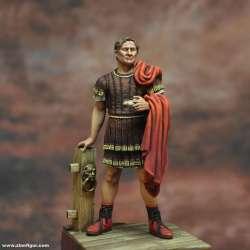 Gnaeus Pompeius Magnus. Consul of the Roman Republic, 106-48BC Art Girona 54mm.