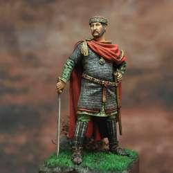 Charlemagne – Carolus Magnus. 25 December 800 – 28 January 814 Art Girona 54mm.