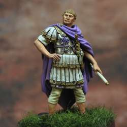 Marcus Ulpius Traianus. Roman Emperor, 53-117 a.C. Art Girona 54mm.