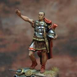 Publius Cornelius Scipio. 'The Africanus', 236-183 b.C. Art Girona 54mm.