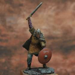 Sir Lancelot, Knight of the Round Table, Vc. a.C. Art Girona 54mm.