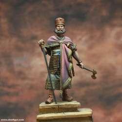 Muwattalis, King of the Hittite Empire, Qadesh 1300 b.C. Art Girona.