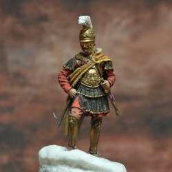 Hannibal Barca, Punic Carthaginian Commander, 247-183 b.C. Art Girona.