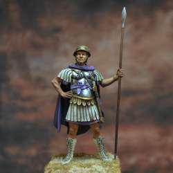 Pyrrhus, King of Epirus, 306-297 a.C. Art Girona 54mm.