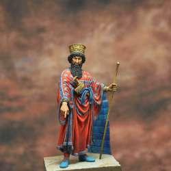 Jerjes I 'The Great', Persian King, 519-465 b.C. Art Girona 54mm.