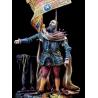 Figurine de Agostino Barbarigo à la bataille de Lepante 54mm  Masterclass.
