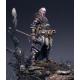 Figurine de guerrier barbare en RÉSINE 75mm Masterclass.
