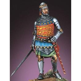 54mm.Pegaso models.Sir john of Eltham,XIVe.