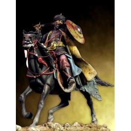 90mm.Pegaso models.Figurine de Cavalier Musulman,fin XIIIe siècle.