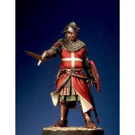 Pegaso models.54mm figure kits,St John Order Knight XIV century.