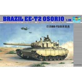 Trumpeter 1/35e Char de bataille Brésilien EE-T2 Osorio.