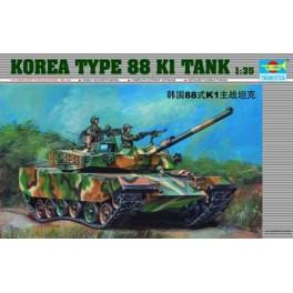 Trumpeter 1/35e Char de combat Coréen Type 88 K1.