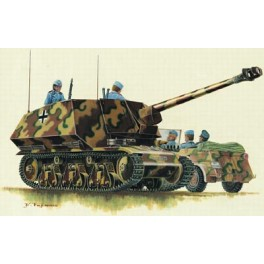 Trumpeter 1/35e Canon ant-char automoteur 39 h 75mm PaK 40/43 Marder.
