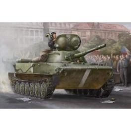 Trumpeter 1/35e PT-76 Blindé amphibie Soviétique modéle 1951.