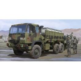 Camion cargo US M 1083 MTV. Maquette Camion Trumpeter 1/35e