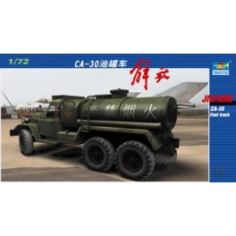 Camion citerne Chinois JIE FANG CA 30 Maquette Trumpeter 1/72e