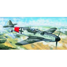 Trumpeter 1/24e MESSERSCHMITT Bf 109 G-6 ( fin de production) 1943