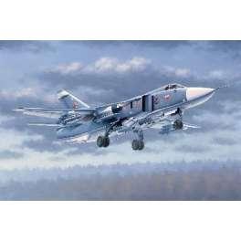 """Trumpeter 1/48e SUKHOÏ Su-24M """"FENCER -D"""" 1990"""