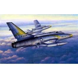 Trumpeter 1/48e NORTH AMERICAN F-100C SUPER SABRE