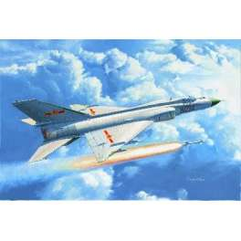 Trumpeter 1/48e J-8 IID Chasseur Force Aérienne Chine Populaire - 1990
