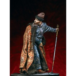 Pegaso models 90mm.Figurine de Ivan le terrible,1530-1584.