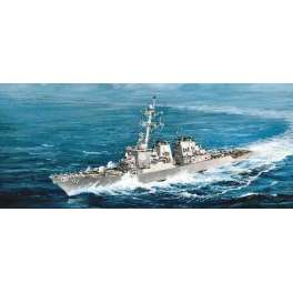 "Trumpeter 1/350e DESTROYER LANCE MISSILES USS ""ARLEIGH BURKE"" DDG-51 US NAVY 2008"