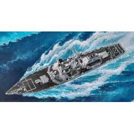 "Trumpeter 1/350e DESTROYER LANCE MISSILES USS ""HOPPER"" DDG-70 -2008"