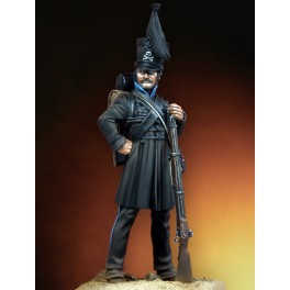 pagaso models.54mm.Brunswick,infanterie 1809.