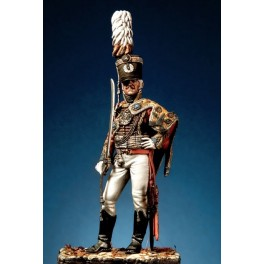 Figure kits.Hussar Officer of the Imperial Russian Guard, 1802-1809.