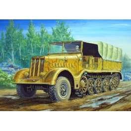 """Trumpeter 1/72e SdKfz 9/18t """"FAMO"""" - ALLEMAND 1943"""