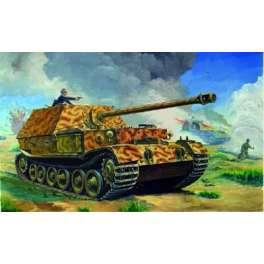 "CHAR  ""FERDINAND"" - 1943. Maquette de char Allemand. Trumpeter 1/72e"