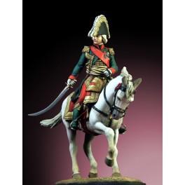 Figurine du Maréchal Bessières   1768-1813  Pegaso Models 54mm.