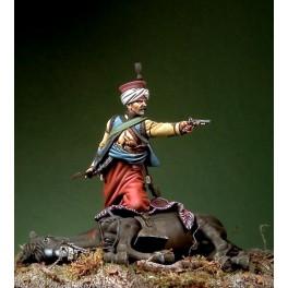 Napoleonic figure kits.Mamelouk Officer, 1805-15