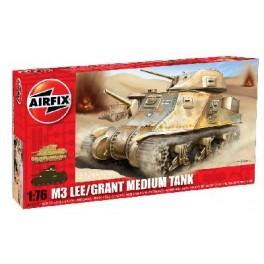 LEE GRANT  US 1942/1943 . Maquette de char US. Airfix 1/76e