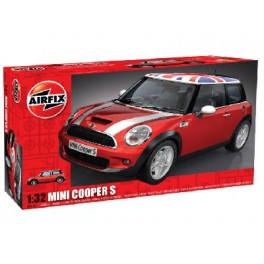 MINI COOPER S Maquette Airfix 1/32e