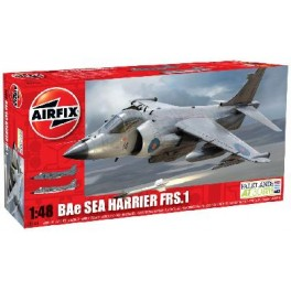 HARRIER FRS-1 maquette Airfix 1/48e BAE SEA