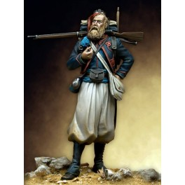 Pegaso models.75mm.Zouave,1866-85