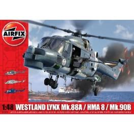 WESTLAND LYNX NAVY HAMA8 SUPER LYNX Airfix 1/48e