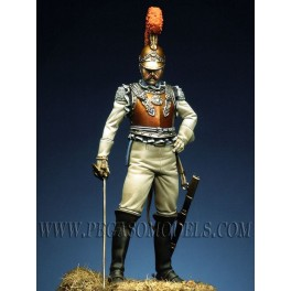Napoleonic figure kits.Officer of Carabiniers France 1811.