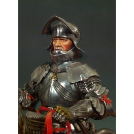 Andrea miniatures 90mm.Figurine de Chevalier Allemand,