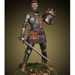 Henri V Azincourt. 75mm 75MM. Metal figure model kits.