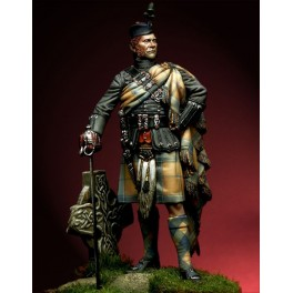 Pegaso models.75mm figuren.Schottischer Gentleman.