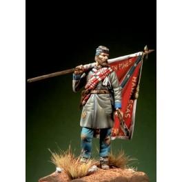 Pegaso Models 54mm 1er Lieutenant armée de Virginie CSA 1863-65.