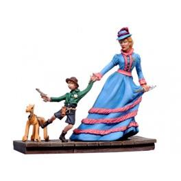 Andrea Miniatures 54mm Toy soldier ,Dépêchez-vous...