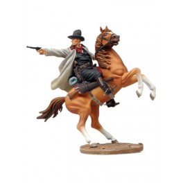 Andrea Miniatures 54mm Toy soldier ,Jesse James.